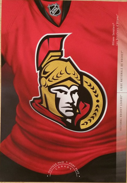 sport - hockey - Ottawa Senators