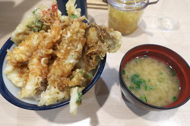 天丼 てんや 札幌アピア店 3回目_03