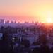 LA Sunset by killerturnip