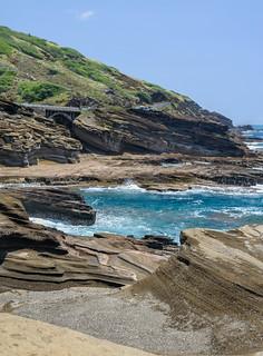 Ancient beaches