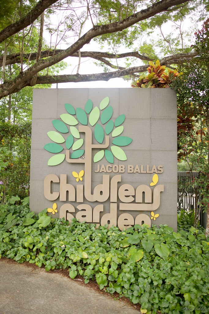 Jacob Ballas Children's Garden
