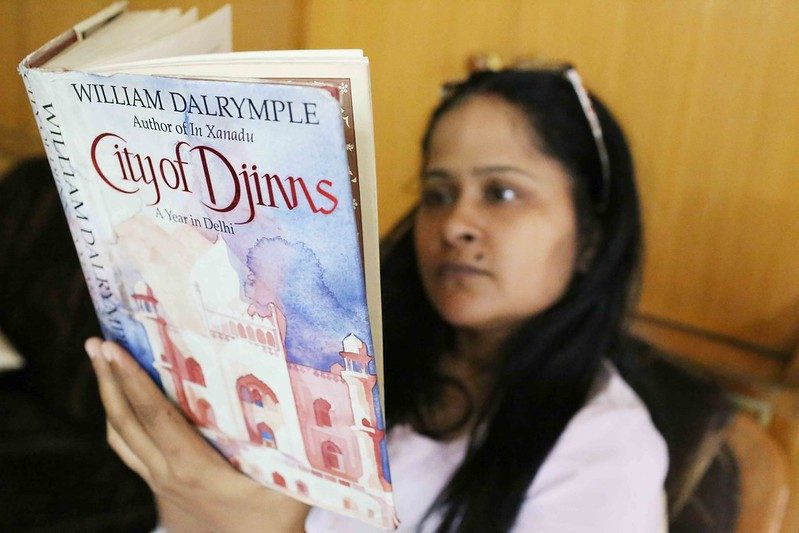 City List – The Indian Blood in William Dalrymple's City of Djinns, On a Firangi's Delhi Book