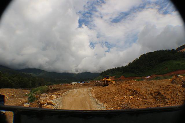 El desastre provocado por Ecsa en Tundayme- San Marcos