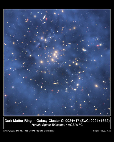 Anillo de materia oscura