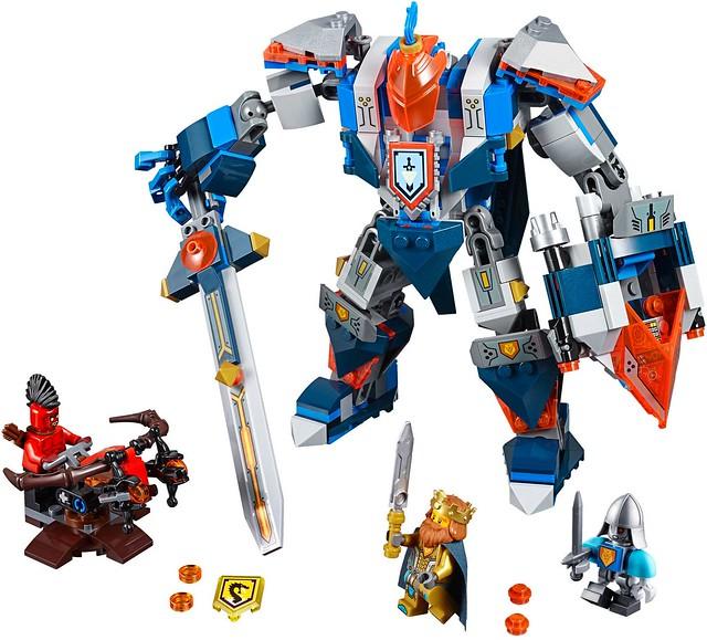 LEGO Nexo Knights 70327 - The King's Mech