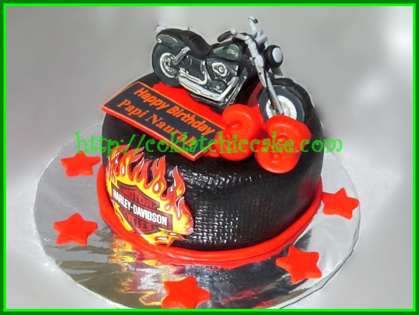 Cake Harley Davidson