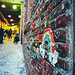 gumwall reboot ~ the rainbow at the end of the alley by mohini :: mangopowergirl.com