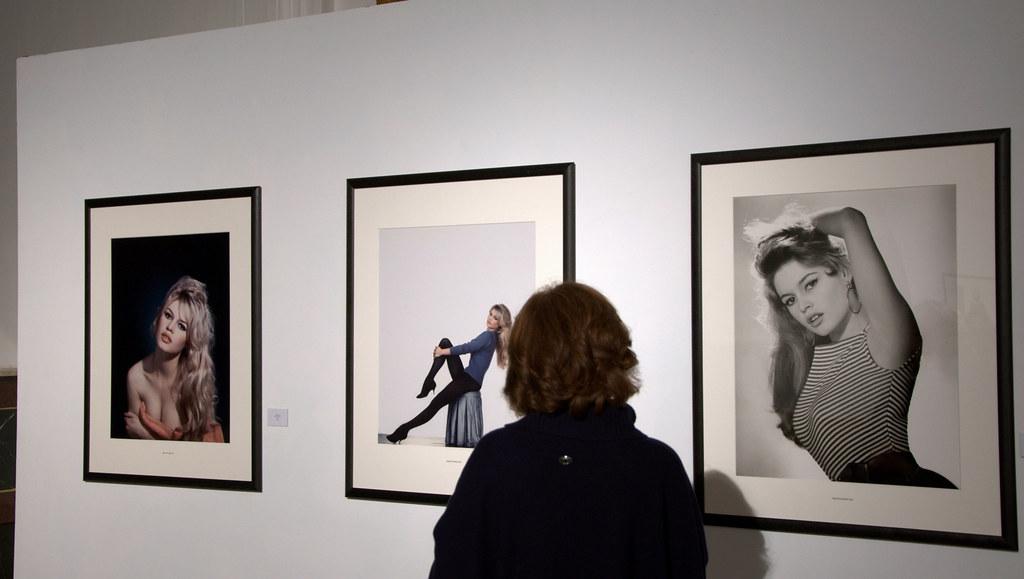 Brigitte Bardot_Retratos_Sam Levin_Foto Atmosferacine