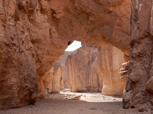 Death Valley NP - Natural Bridge - 4