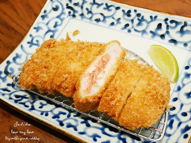 新莊銀座杏子豬排餐廳美食 (7)