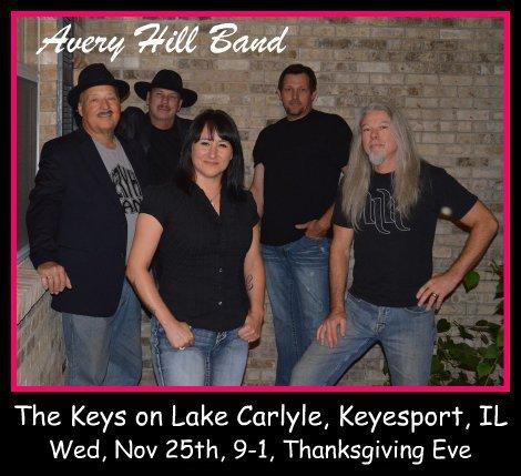 Avery Hill Band 11-25-15