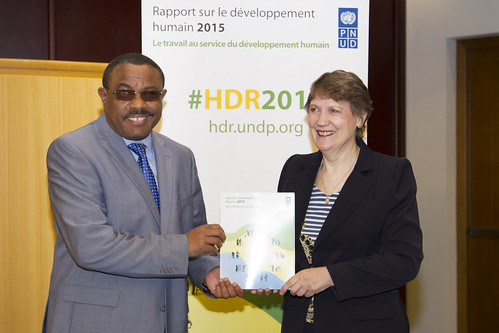 Human Development Report 2015