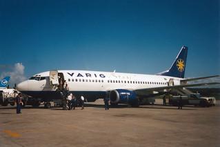 Varig Boeing 737-341 PP-VOE