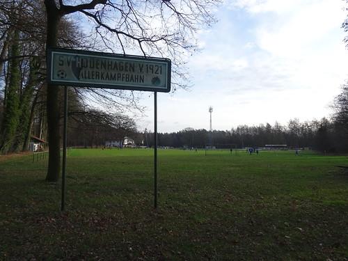 Grün-Weiß Hodenhagen II 2:0 SV Munster II