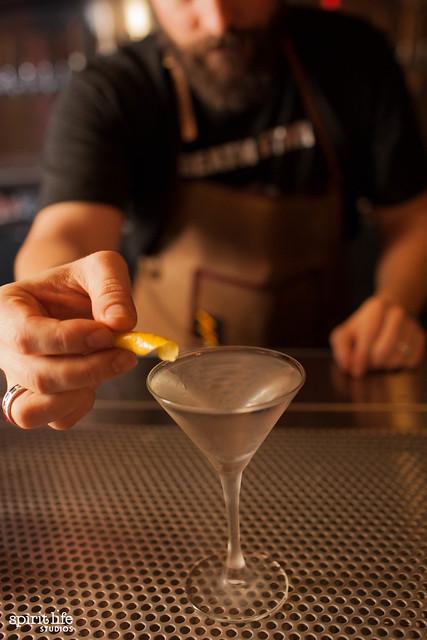 Alamo Drafthouse, Bear Vs. Bull: House Martini