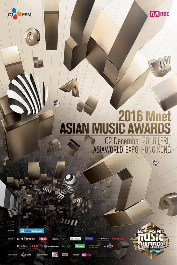Lễ Trao Giải MAMA - 2016 Mnet Asean Music Award