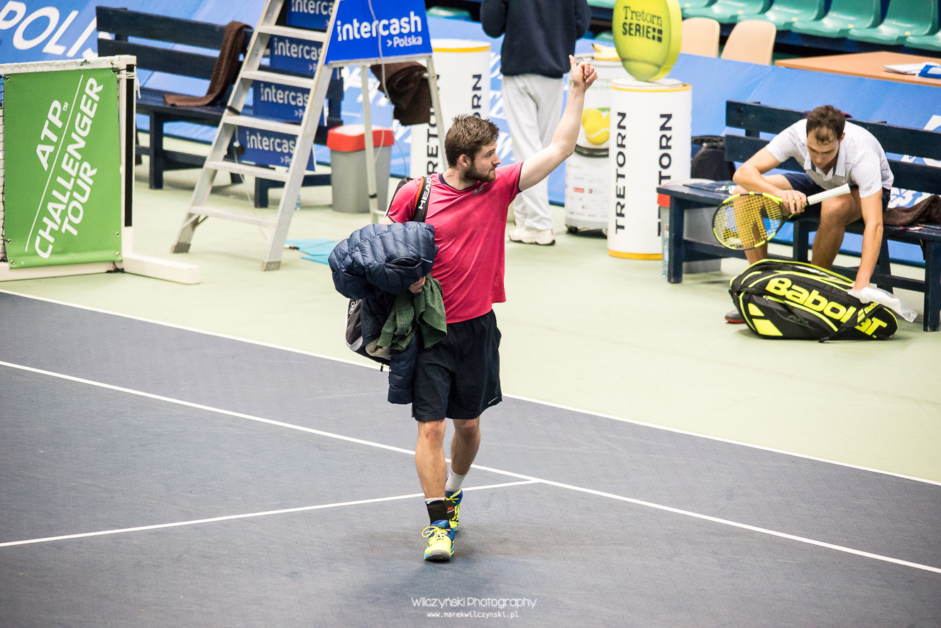 Wrocław Open Challenger ATP 2017 - Janowicz vs Jaloviec