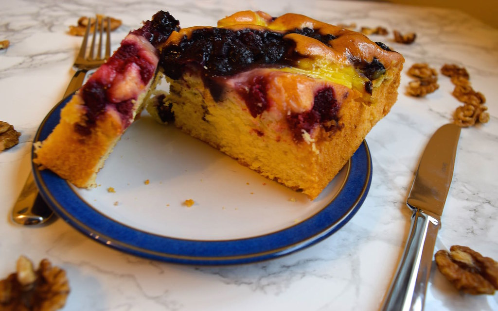 Polish Village Meals Fruit Cake