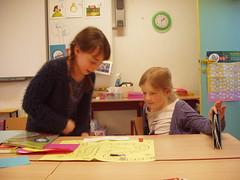 1A: Peer tutoring met 4de lrj (23/02/17)
