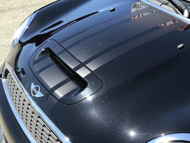 2012 Mini Cooper Coupe Convertible Ghost Stripes