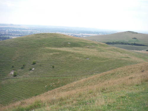 Knap Hill and Walkers Hill