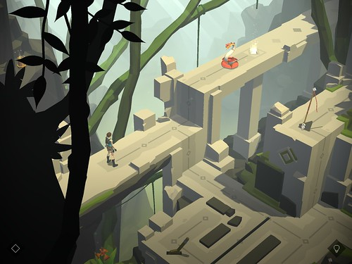 Lara Croft GO Apple Ipad Air 06
