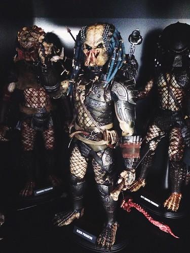 Elder Predator 2 Hot Toys 2.0