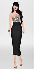 Lybra - Jenn Dress