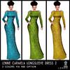 LENNIE  Carmela Longsleeve Dress