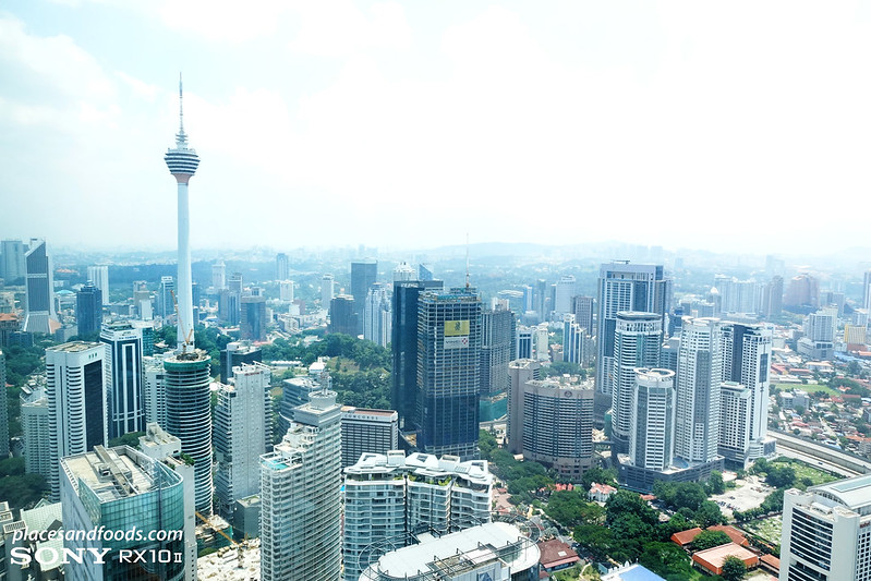 nobu kl kl tower view
