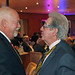 FAI President Dr Grubbström with FAI President of Honour Pierre Portmann109th FAI General Conference - Closing dinner