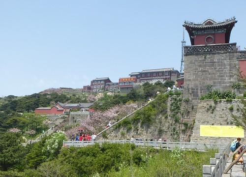 CH-Mont Taishan-Sommet 2-Bixia Temple (4)