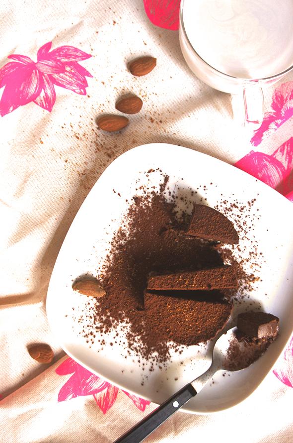 Tartelettes explosive au chocolat 1