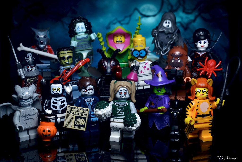 lego minifigures series 14 - 1024×683