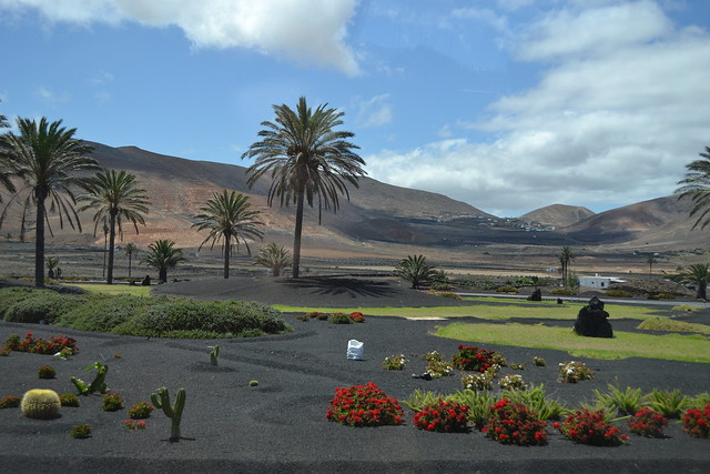 Canary Islands : Lanzarote - scenery