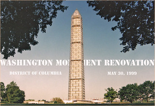 Kuva Washington Monument lähellä Washington, D.C.. washingtondc washingtonmonumentdc roncogswell washingtonmonumentrenovation washingtonmonumentrenovationdc