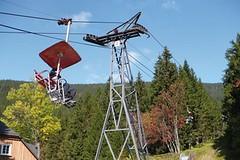 Nejzajímavější lanovky České republiky - nejvyšší a nejkapacitnější