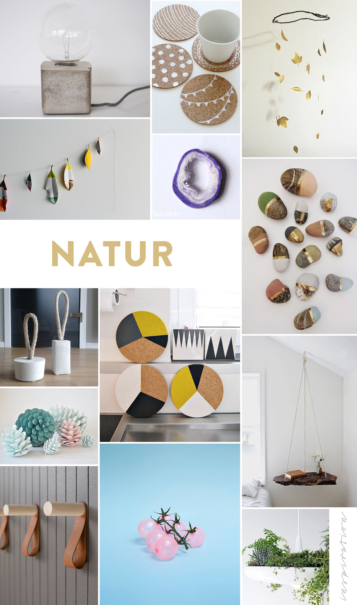 Monthly Makers Nature inspiration