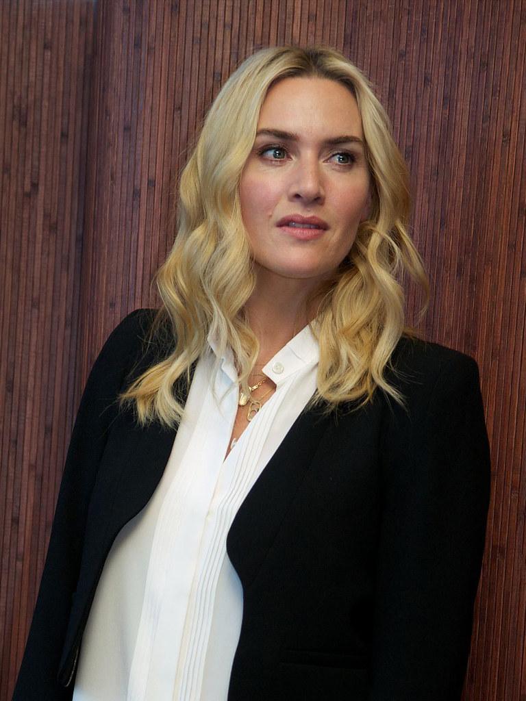 Кейт Уинслет — Пресс-конференция «Стив Джобс» 2015 – 23