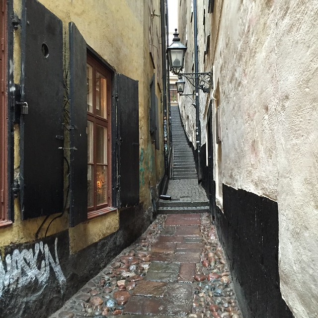 Gamla Stan, Marten Trotzigs Grand