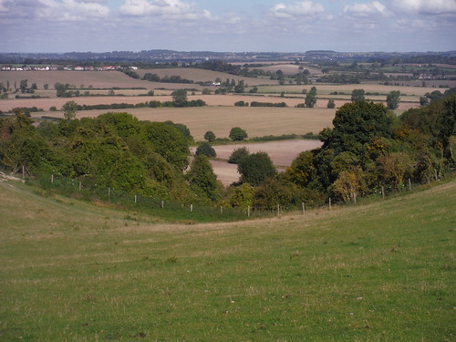 View from Sundon Hills