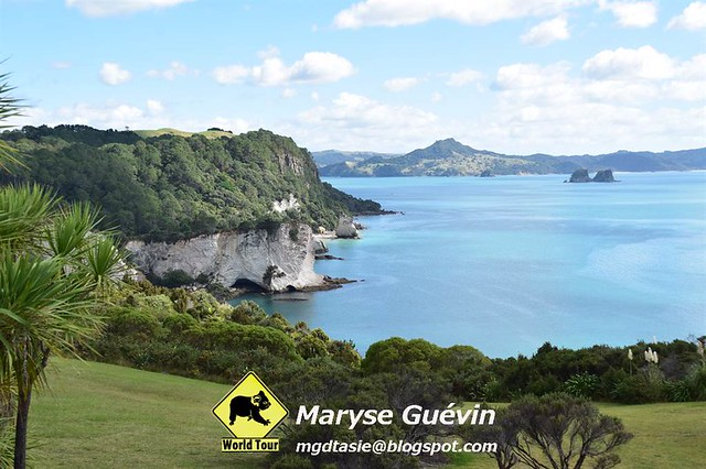 Waihi, Wenworth et Hahai (Cathedral Cove)