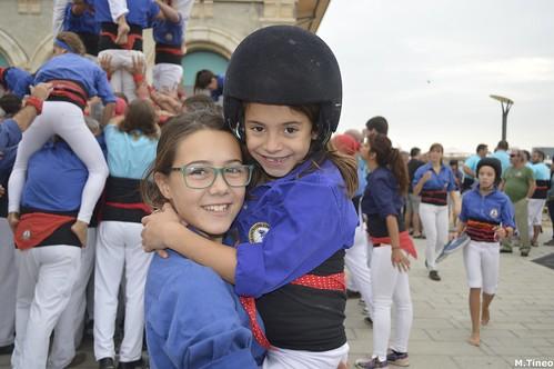 Diada Blava dels Xiquets del Serrallo 2015