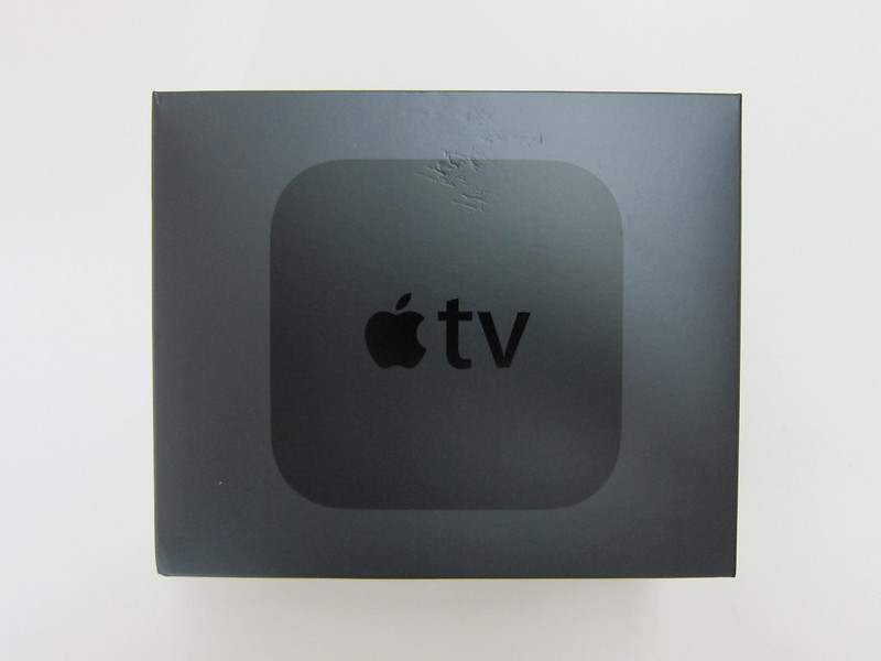 Apple TV (4th Generation) - Box Front
