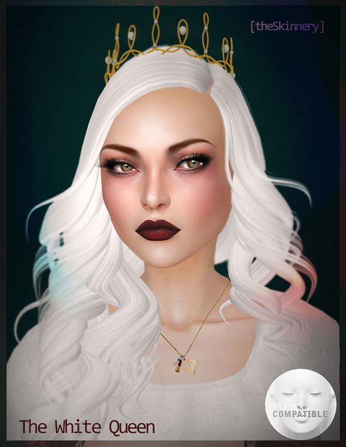 [theSkinnery] The White Queen