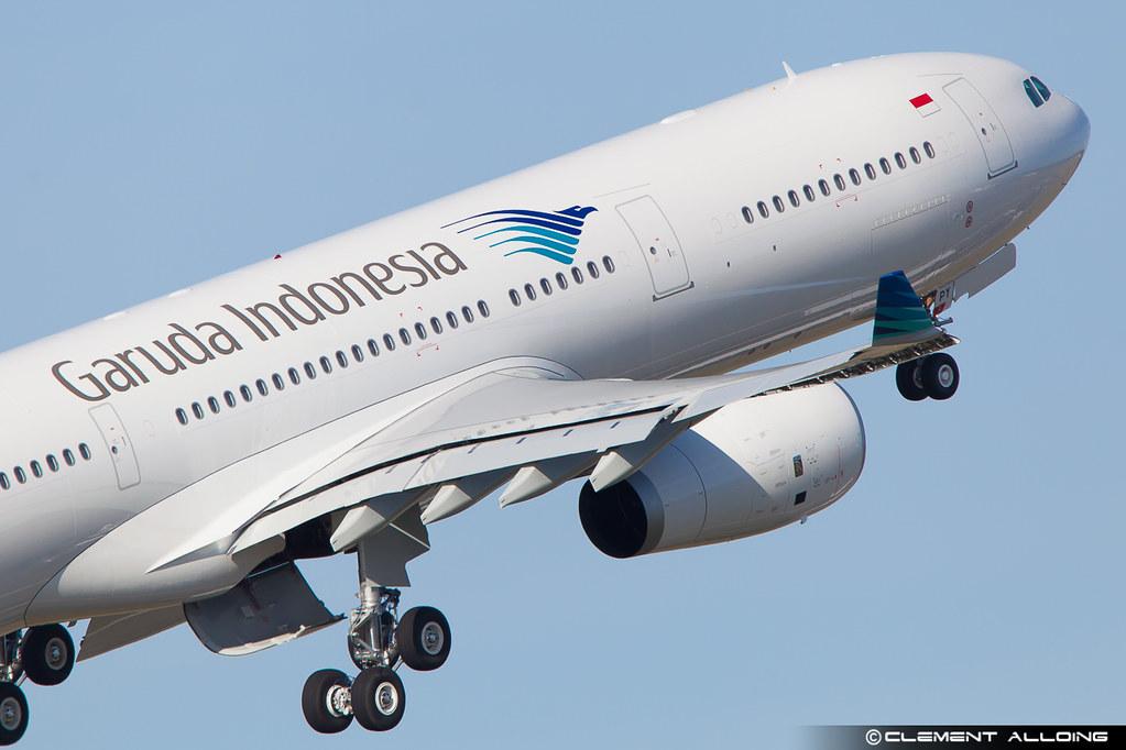PK-GPY - A333 - Garuda Indonesia