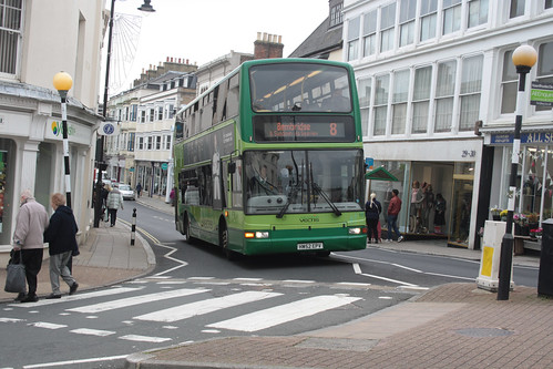 Go South Coast (Southern Vectis) 1997 HW52EPV