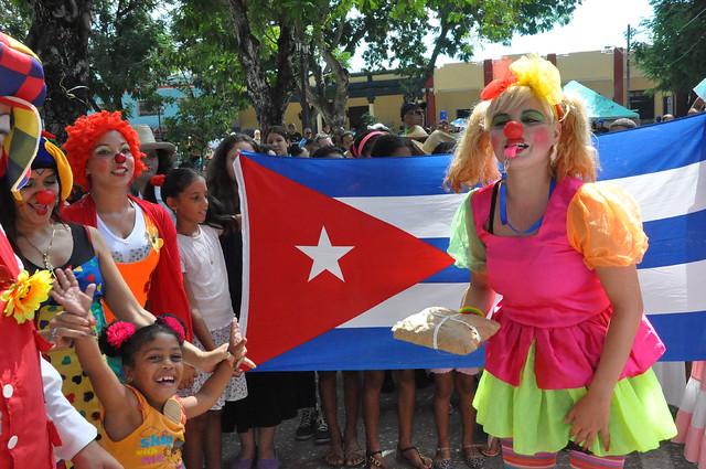Homenaje a Juan Padrón, Fiesta de la Cubanía