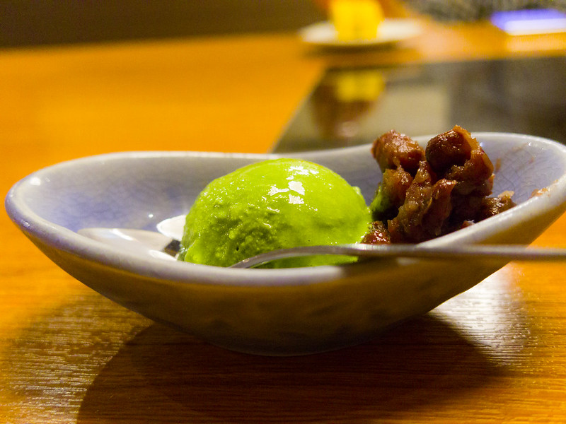 greentea icecream
