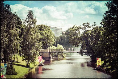 Summer in Riga
